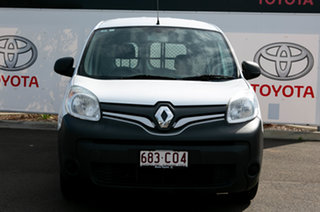 2015 Renault Kangoo X61 MY14 1.6 SWB Glacier White 4 Speed Automatic Van.