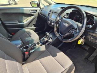2017 Kia Cerato YD MY17 Sport Silver 6 Speed Sports Automatic Hatchback