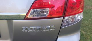 2011 Subaru Outback B5A MY11 2.5i Lineartronic AWD Touring Silver 6 Speed Constant Variable Wagon
