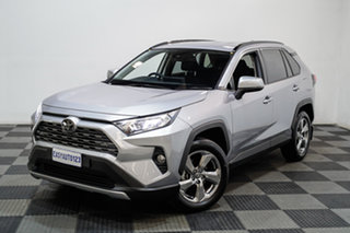 2021 Toyota RAV4 Mxaa52R GXL 2WD Silver 10 Speed Constant Variable Wagon.