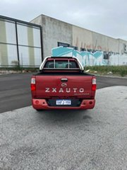 2016 ZX Auto Grand Tiger (4x4) Red 5 Speed Manual Dual Cab Utility