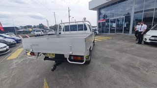 2013 Toyota Hilux KUN26R MY14 SR Double Cab White 5 Speed Manual Utility.