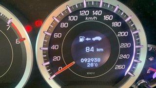 2012 Honda Accord Euro Grey 6 Speed Manual Sedan