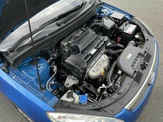 2007 Hyundai i30 FD SX Blue 4 Speed Automatic Hatchback