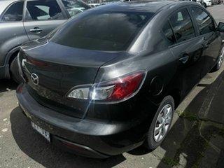 2010 Mazda 3 BL 10 Upgrade Neo Grey 5 Speed Automatic Sedan.