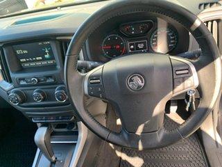 2016 Holden Colorado RG MY16 LT Crew Cab Grey 6 Speed Sports Automatic Utility