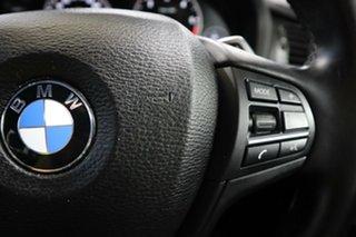 2015 BMW X4 F26 xDrive35d Coupe Steptronic White 8 Speed Automatic Wagon