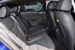 2021 Hyundai Ioniq AE.V4 MY21 electric Premium Intense Blue 1 Speed Reduction Gear Fastback