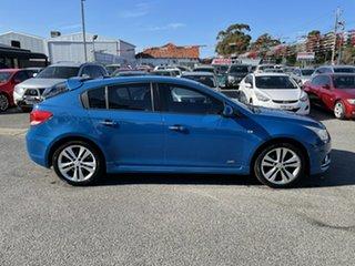 2014 Holden Cruze JH Series II MY14 SRi Z Series Blue 6 Speed Sports Automatic Hatchback