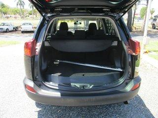2015 Toyota RAV4 ZSA42R GX 2WD Black 7 Speed Constant Variable Wagon