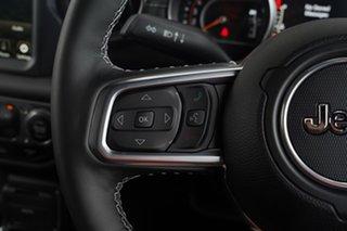 2021 Jeep Wrangler JL MY21 V2 Unlimited Overland Gloss Black 8 Speed Automatic Hardtop
