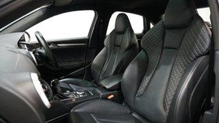 2018 Audi S3 8V MY18 S Tronic Quattro 7 Speed Sports Automatic Dual Clutch Sedan