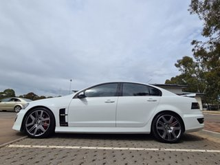 2010 Holden Special Vehicles GTS E Series 2 White 6 Speed Sports Automatic Sedan