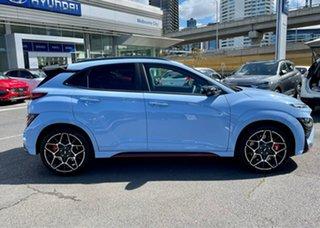 2021 Hyundai Kona OS.V4 MY22 N D-CT Sfb 8 Speed Sports Automatic Dual Clutch Wagon.