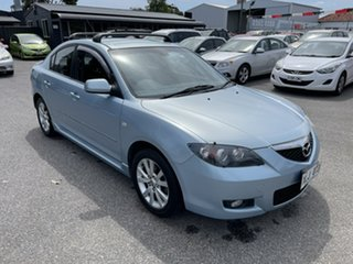 2006 Mazda 3 BK10F1 Maxx Sport Blue 5 Speed Manual Sedan.