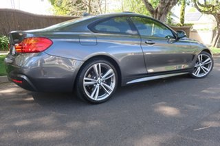 2013 BMW 4 Series F32 428i M Sport Grey 8 Speed Sports Automatic Coupe.