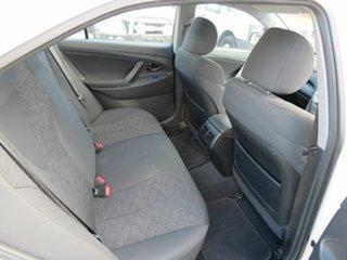 2010 Toyota Camry ACV40R 09 Upgrade Altise White 5 Speed Automatic Sedan