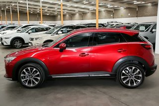 2019 Mazda CX-3 DK2W7A sTouring SKYACTIV-Drive FWD Red 6 Speed Sports Automatic Wagon