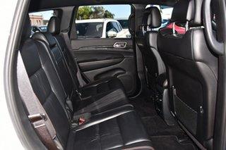 2016 Jeep Grand Cherokee WK MY16 75th Anniversary White 8 Speed Sports Automatic Wagon