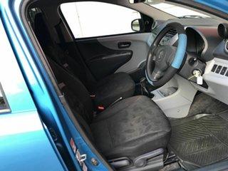 2011 Suzuki Alto GF GL Blue 5 Speed Manual Hatchback