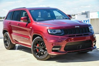 2017 Jeep Grand Cherokee WK MY17 SRT Red 8 Speed Sports Automatic Wagon.