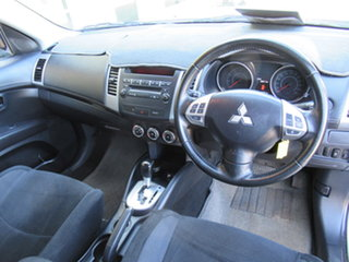 2012 Mitsubishi Outlander LS Silver 6 Speed Automatic Sportswagon