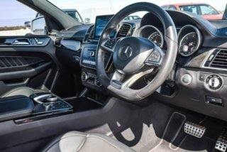 2016 Mercedes-Benz GLE-Class C292 807MY GLE350 d Coupe 9G-Tronic 4MATIC Silver, Chrome 9 Speed