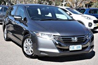 2012 Honda Odyssey 4th Gen MY12 Silver 5 Speed Sports Automatic Wagon.