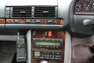 1995 Mercedes-Benz S-Class W140 S280 White 4 Speed Automatic Sedan