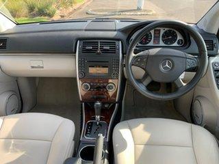 2009 Mercedes-Benz B-Class W245 B200 Blue Constant Variable Hatchback
