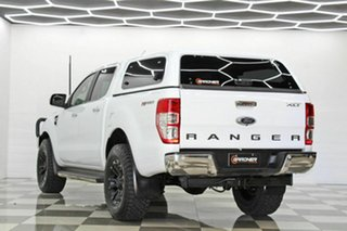 2017 Ford Ranger PX MkII MY18 XLT 3.2 Hi-Rider (4x2) White 6 Speed Automatic Crew Cab Pickup