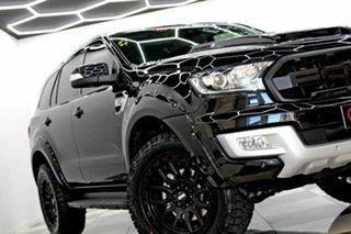 2015 Ford Everest UA Trend Black 6 Speed Automatic SUV.