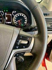 2018 Toyota Landcruiser Prado GDJ150R VX Red 6 Speed Sports Automatic Wagon