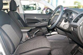 2021 Mitsubishi ASX XD MY21 ES Plus 2WD White 1 Speed Constant Variable Wagon