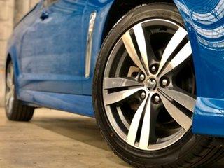 2015 Holden Ute VF MY15 SV6 Ute Blue 6 Speed Manual Utility