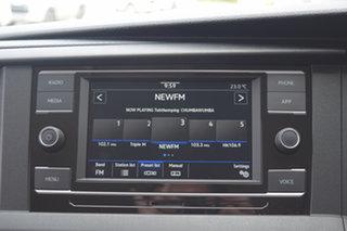 2021 Volkswagen Transporter T6.1 MY21 TDI340 Crewvan LWB DSG White 7 Speed
