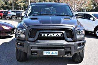 2020 Ram 1500 Warlock SWB Granite Crystal 8 Speed Automatic Utility.