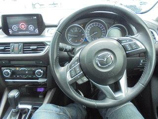 2015 Mazda 6 GJ1022 GT SKYACTIV-Drive Blue Reflex 6 Speed Sports Automatic Sedan