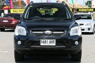 2010 Kia Sportage SL SI Black 6 Speed Sports Automatic Wagon