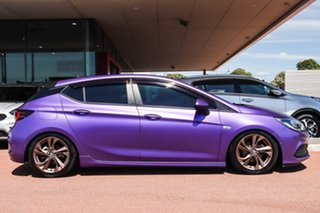 2017 Holden Astra BK MY18 RS Purple 6 Speed Sports Automatic Hatchback