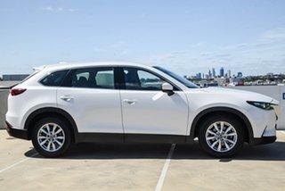 2016 Mazda CX-9 TC Touring SKYACTIV-Drive White 6 Speed Sports Automatic Wagon.
