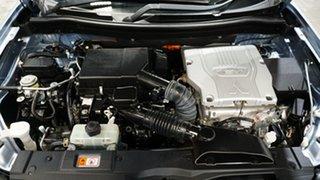2015 Mitsubishi Outlander ZJ MY14.5 PHEV AWD Ice Blue 1 Speed Automatic Wagon Hybrid