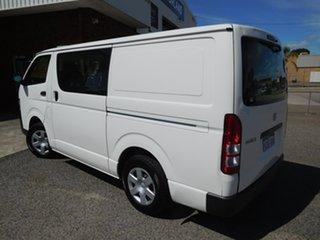 2019 Toyota HiAce TRH201R LWB White 6 Speed Automatic Van