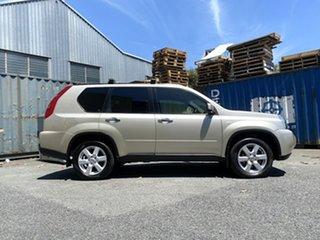 2009 Nissan X-Trail T31 MY10 TS Gold 6 Speed Manual Wagon.