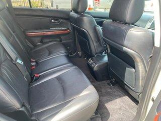 2007 Lexus RX GSU35R MY07 RX350 Sports Silver 5 Speed Sports Automatic Wagon