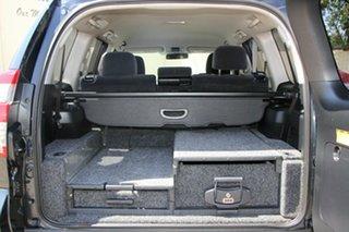 2014 Toyota Landcruiser Prado KDJ150R MY14 GXL Dark Blue 5 Speed Sports Automatic Wagon