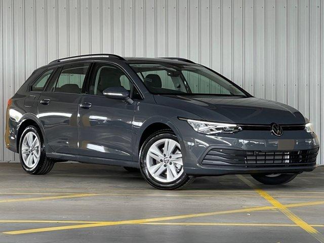New Volkswagen Golf 8 MY21 110TSI Moorabbin, 2021 Volkswagen Golf 8 MY21 110TSI Grey 8 Speed Sports Automatic Hatchback