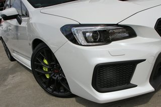 2019 Subaru WRX V1 MY20 STI AWD Premium White 6 Speed Manual Sedan.