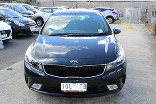 2018 Kia Cerato BD MY19 S Blue 6 Speed Sports Automatic Hatchback.