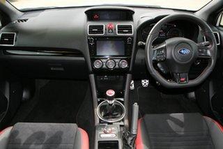 2019 Subaru WRX V1 MY20 STI AWD Premium White 6 Speed Manual Sedan